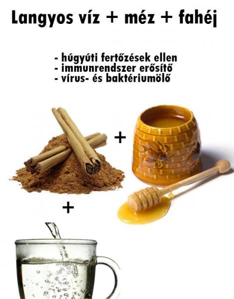 mézes fahéj